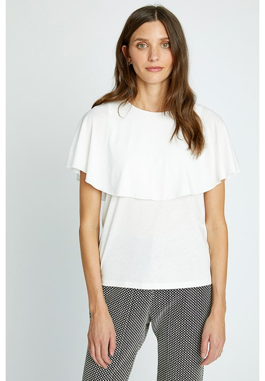 Frankie Top in White