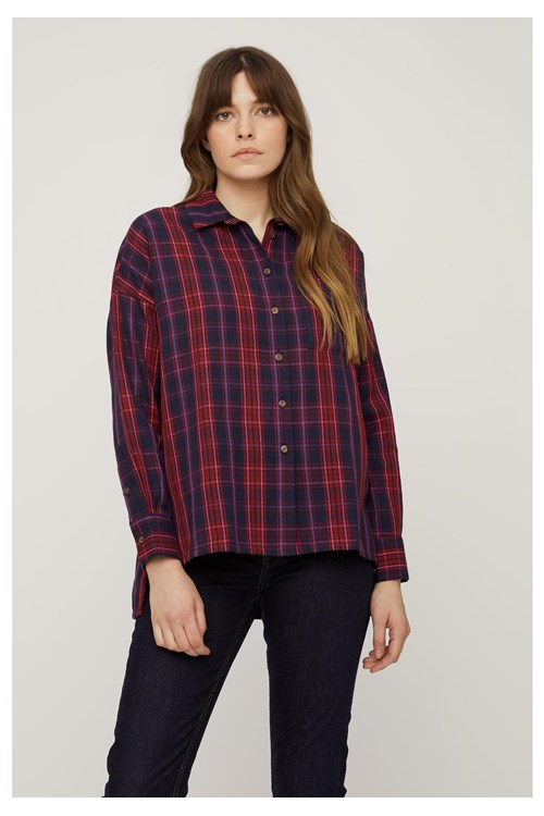 Alice Check Shirt from People Tree