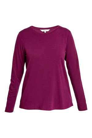 Amara Top in Purple