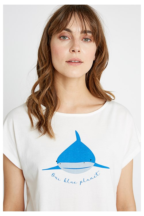 BBC Earth Shark Tee Shirt