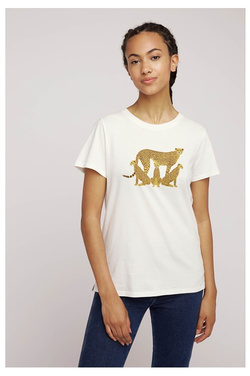 BBC Earth Cheetah Tee