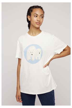 BBC Earth Polar Bear Tee
