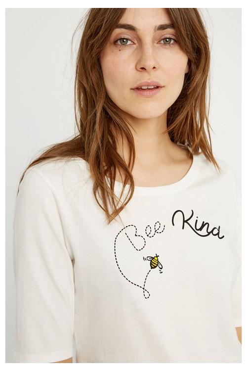 Bee Kind Tee from People Tree