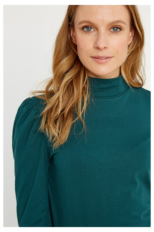 Camilla Top in Green