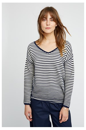 Danni Stripe Jumper