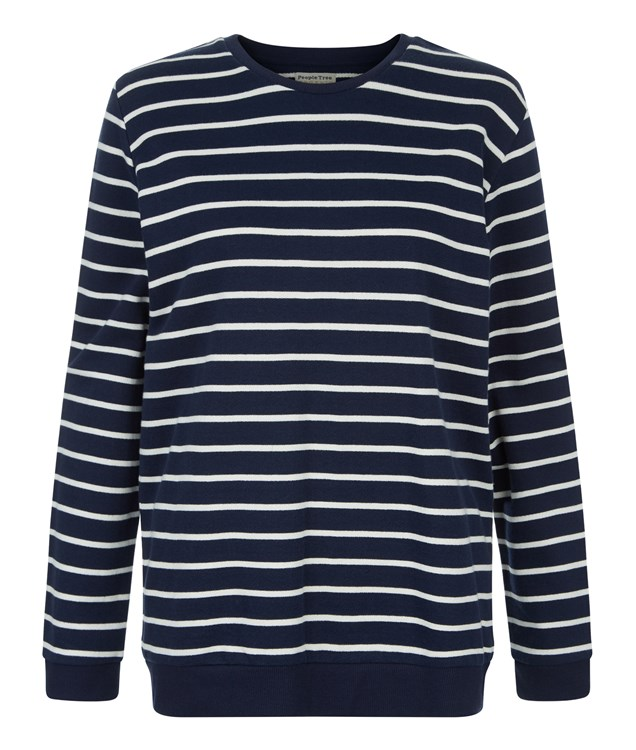 Gita Sweatshirt in Navy