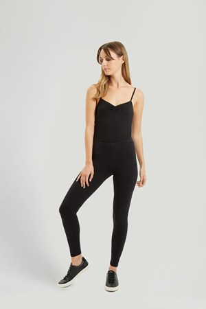 Jemma Camisole Top in Black