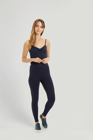 Jemma Camisole Top in Navy