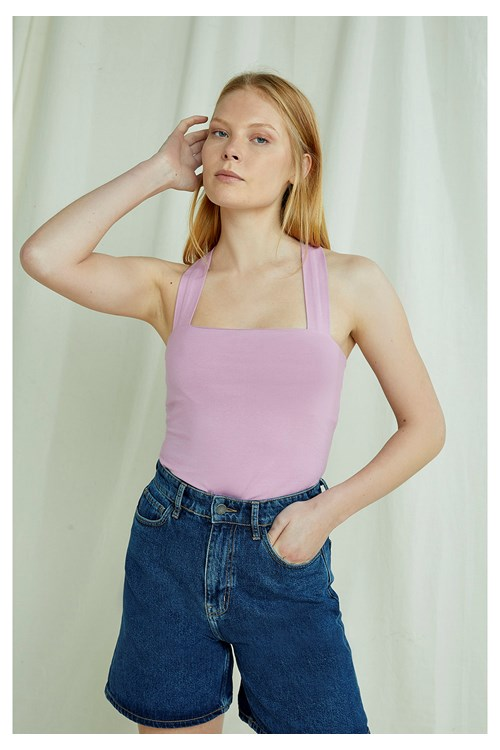 Kenzie Top In Pink