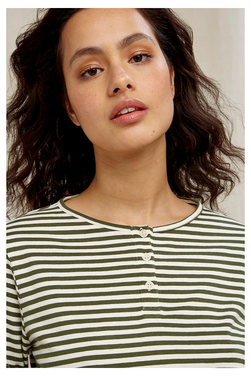 Livia Stripe Top