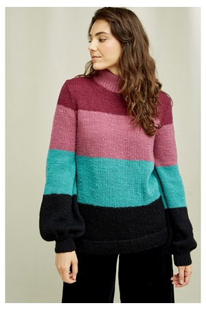 Maisie Stripe Jumper