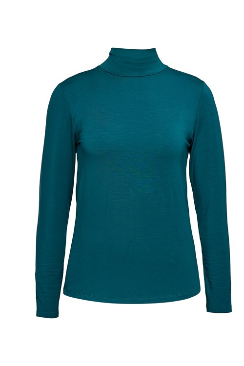 Marylou Top in Turquoise