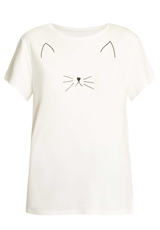 Meow Tee from People Tree