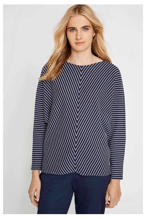 Perry Stripe Top