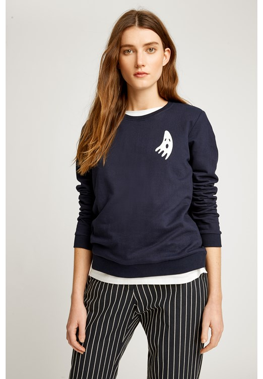 Peter Jensen Ghost Sweatshirt