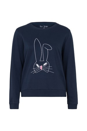 Peter Jensen Rabbit Sweatshirt