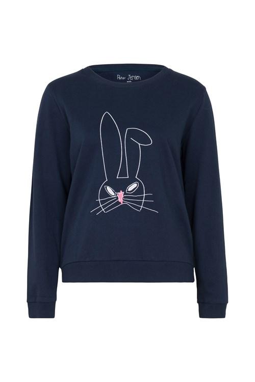 Peter Jensen Rabbit Sweatshirt from People Tree