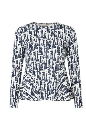 Peter Jensen Umbrella Long Sleeve top