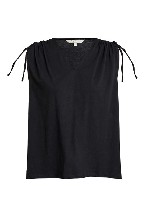 Rowan Top in Black