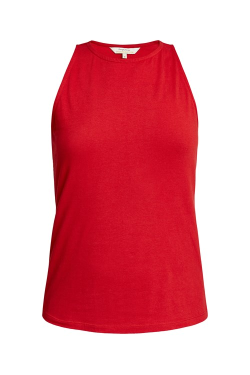 Shania Top in Red
