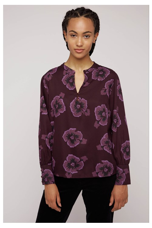 Susanne Pansy Top from People Tree