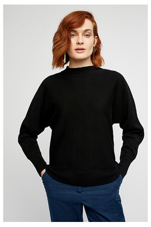 Tori Jumper in Black