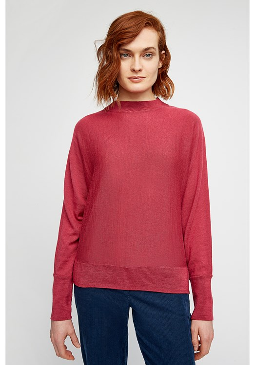 Tori Jumper in Pink from People Tree