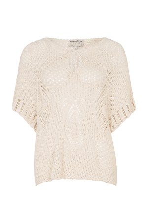 Trudie Crochet Top
