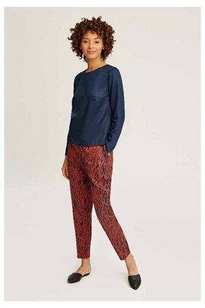 Aina Abstract Trousers