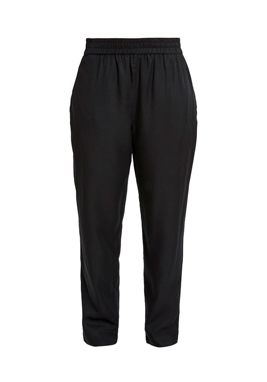 Aina Trousers in Black