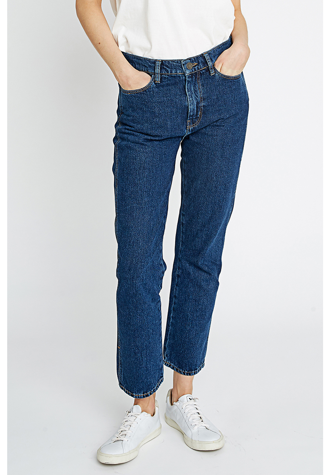 save off b0773 3e097 Cecile Straight Leg Jeans
