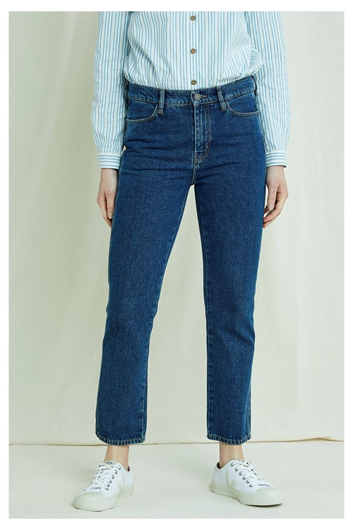 Cecile Straight Leg Jeans