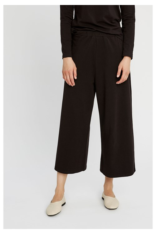 Chandre Trousers in Black from People Tree