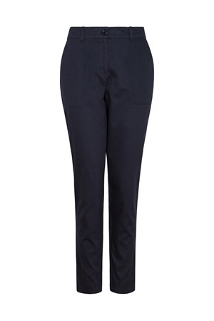 Claudia Trousers in Navy