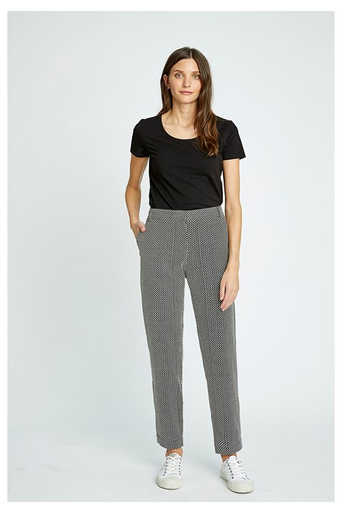 7b999f63812c Trousers - Corin Checked Trousers