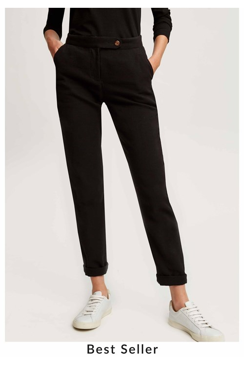 Cynthia Trousers in Black