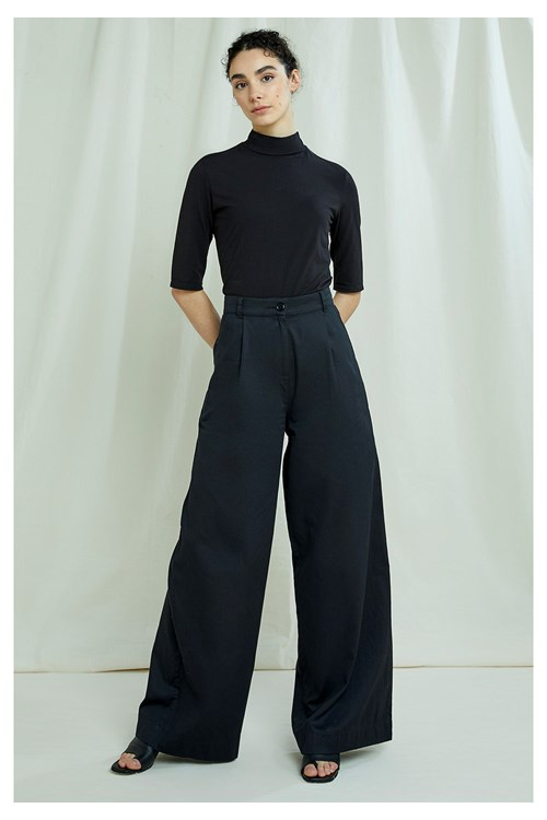 Eve Wide Leg Trousers