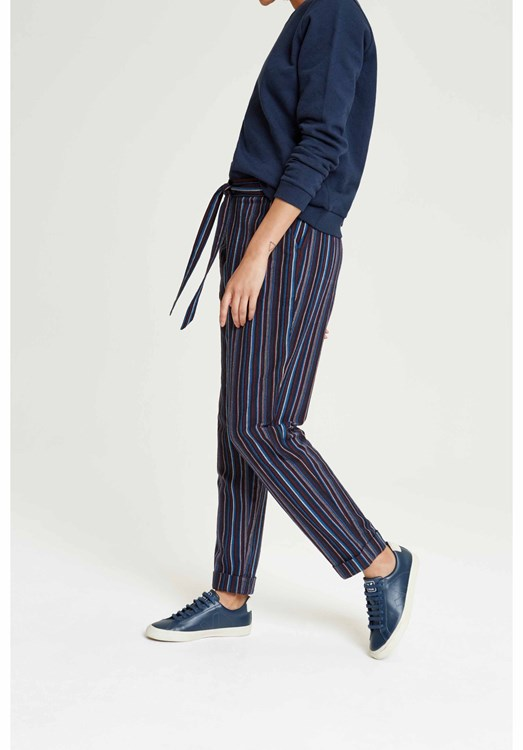 Georgina Stripe Trousers