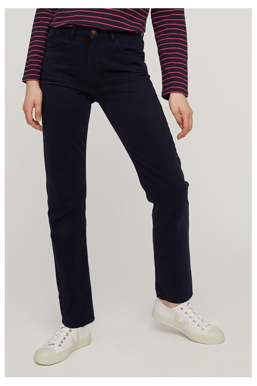 Irena Twill Trousers from People Tree
