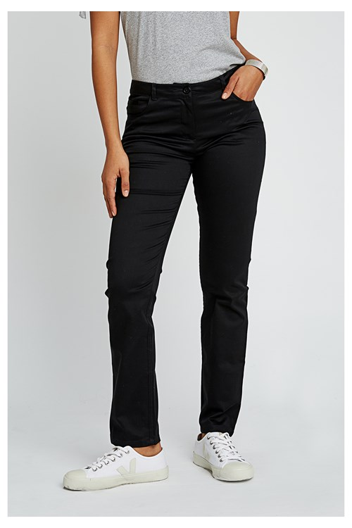 Laurie Straight Stretch Trousers