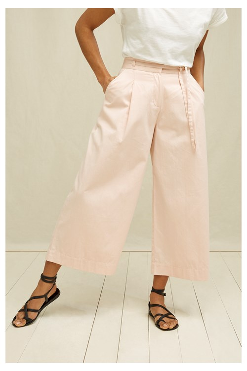 Margot Trouser In Pink