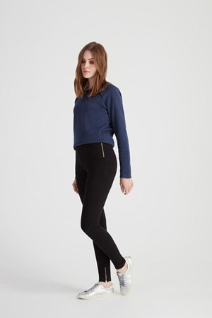 Selby Trousers in Black