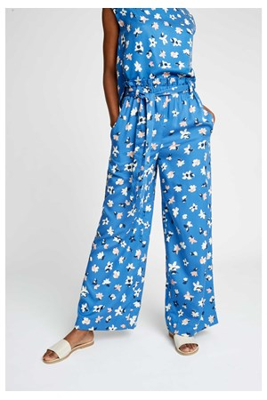Susie Floral Trousers