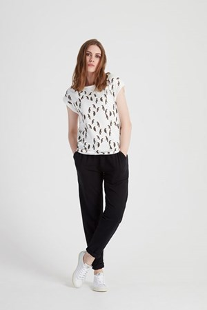 Tasha Trousers in Black