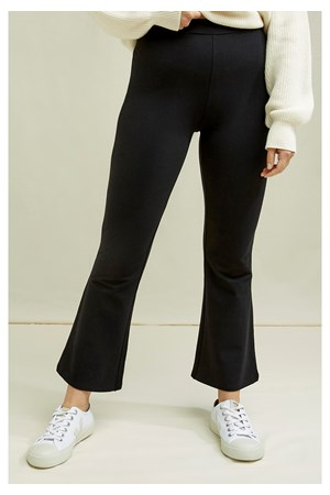 Tora Flared Leggings In Black