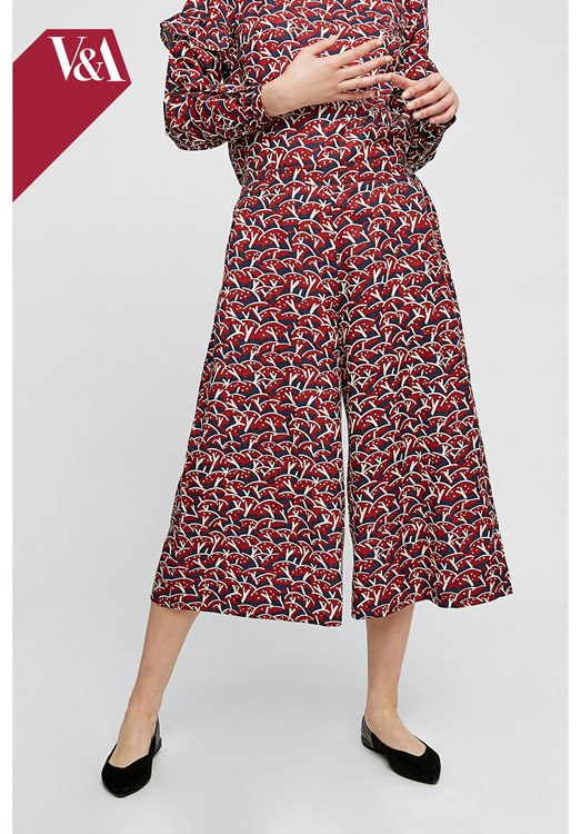 V&A Cherry Orchard Culottes