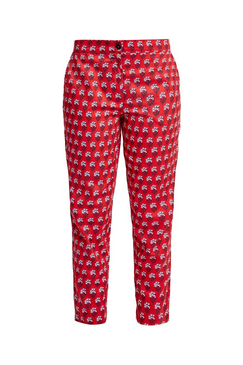 V&A Esther Print Trousers