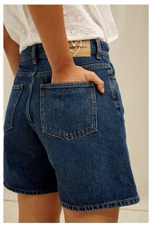 Yetta Denim Shorts
