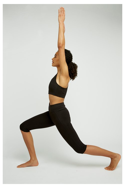 Yoga Cropped Leggings