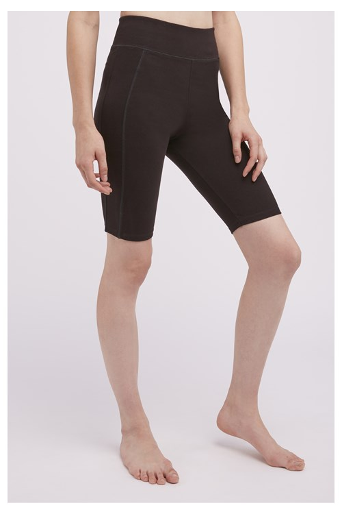 Cycling Shorts In Black from People Tree